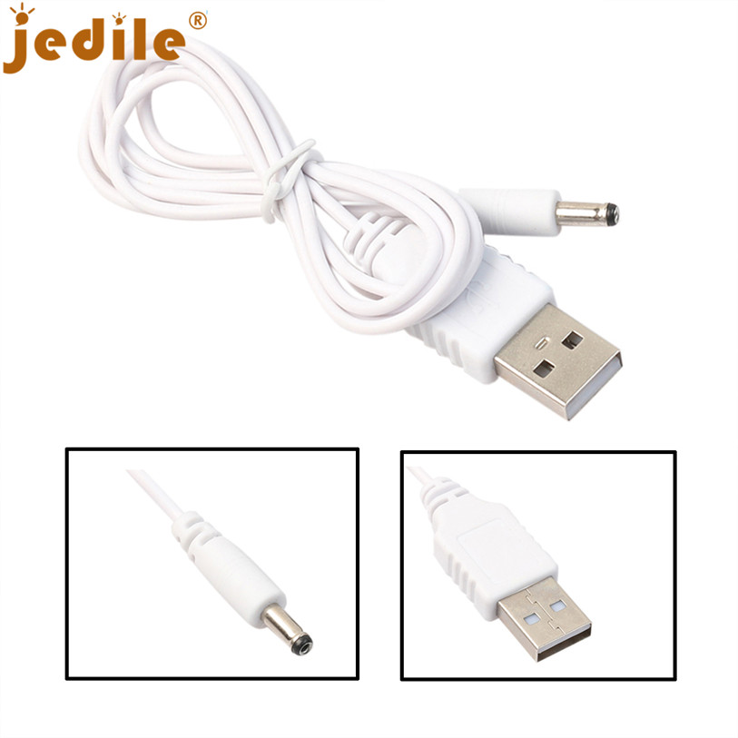 HL 2016 DC 3.5mm x1.35mm Female to USB Type A Male Adapter Power Cable 100CM SP26 3 5mm 4 conductor trrs male to female audio adapter cable yellow 100cm