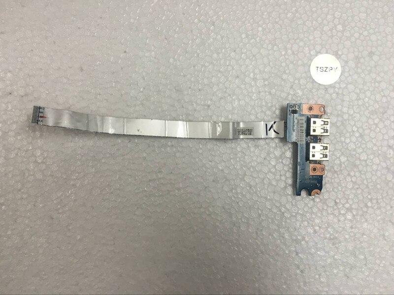 Genuine New Original USB Port Board With Cable For ACER E1-571 E1-531 E1-521 E1-571G E1-531G E1-521G Series LS-7911P dhl ems 5 lots new original phi ls original laser unit for cdm12 1 vam1201 vam1202 e1
