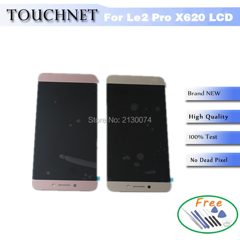 ФОТО LCD Display Touch Digitizer Screen For Letv Le 2 Pro Le2 Pro X620 Smart Phone Parts Free Gift