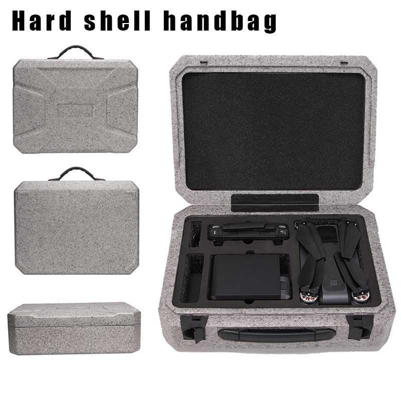 Shockproof dust-proof Storage Bag Case Organizer Foam Portable for B4W Drone Quadcopter Accessories GT66