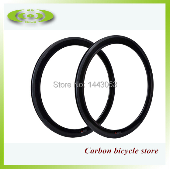 OEM 38mm carbon rims with 3k glossy finish chinese road bike rimsOEM 38mm carbon rims with 3k glossy finish chinese road bike rims
