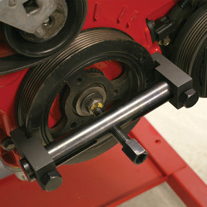Image 3 - Puller For Ribbed Drive Pulley, Crankshaft Remover, Car Repair Tool