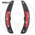 Автомобильный руль NULLA  карбоновое волокно  Paddle Shift Shifters Extension для Porsche 911 997 996 981 Carrera Panamera Cayenne GTS