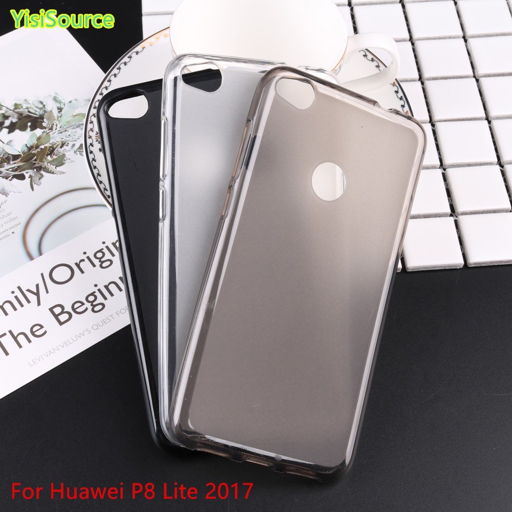 new pudding case for huawei p8 lite 2017 case for huawei p8 soft silicone cover tpu back cover. Black Bedroom Furniture Sets. Home Design Ideas