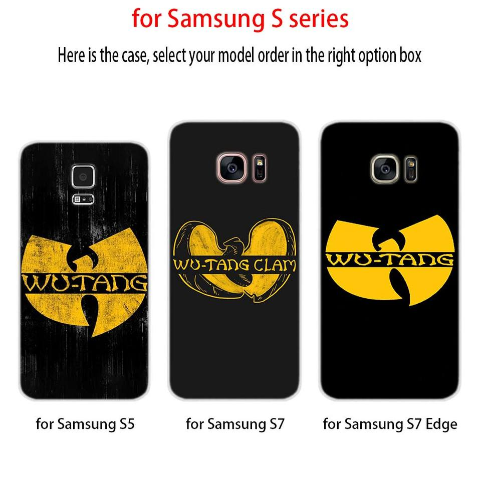 Wu Tang Clan smoking weed iphone case