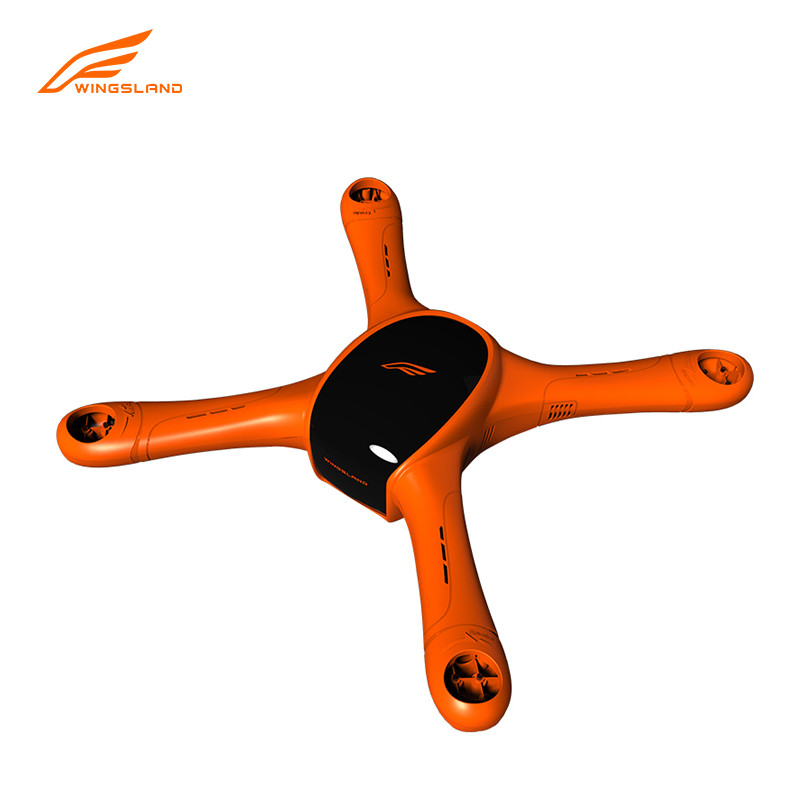 Original Wingsland M1 Body cover For Scarlet Minivet 5.8G FPV With HD Camera RC Quadcopter Spare Main Body Cover потолочная люстра odeon light zafran 2837 6c