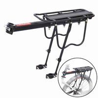 Bicycle Bike Rear Rack Quick Release Aluminum Alloy Frame Carrier Holder Mount YS BUY