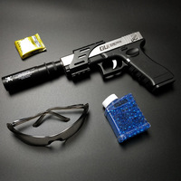 Zhen Duo Toy Gun Pistol Water Absorb Bullet Gel Ball BlasterOrbeez Air gun s For Christmas Gift