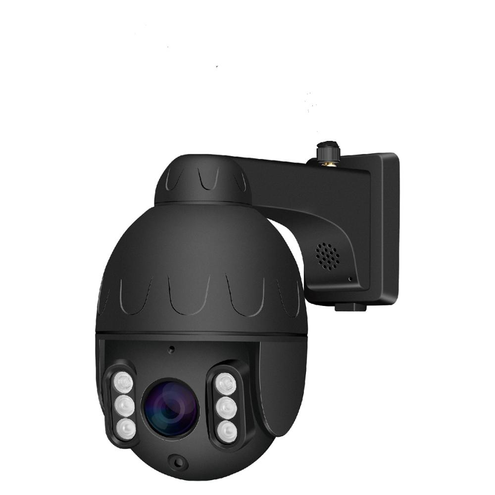 H.265 + Sony sensor 5x zoom focus 5MP PTZ cameras 5MP IR vision Speed Dome 5MP POE CCTV CAMERA with hikvision Dahua protocol