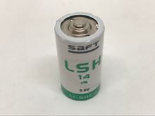 New Original SAFT LSH14 Size C 3.6V 58000mAh Lithium LSH 14 Battery PLC Batteries Non-rechargeable(LSH20) Made in France
