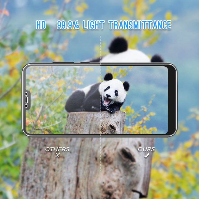 GerTong Tempered Glass for Xiaomi Redmi 4A 5A Note 3 6 Pro S2 4X 6A Screen Protector Protective Film for Xiaomi Mi5X MiA1 Mi8 SE 3