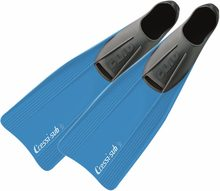 Cressi CLIO Diving Fins Snorkeling Swimming Flipper Long Blade Fin Soft Rubber for Adults Kids Children Boys Girls