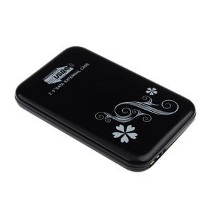 """Высокое качество 1 цена 5 цветов USB 3,0 высокоскоростной внешний 2,5 """"дюймовый SATA жесткий диск HDD SSD корпус Бесплатная доставка"""