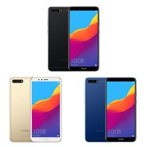 Image 5 - نسخة صينية Honor 7A Play 2GB 32GB Snapdragon 430 ثماني النواة 5.7 بوصة الجبهة 8.0MP الخلفية 13.0MP 720P 3000mAh 2SIM بلوتوث