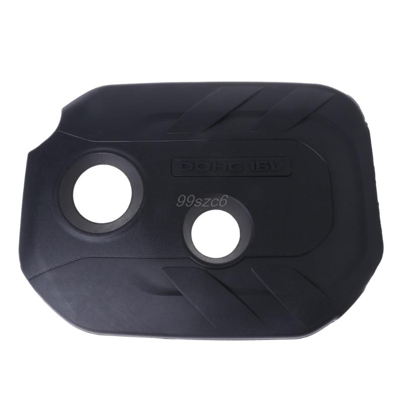 Plastic Car Engine Protect Cover Hood For Hyundai Creta ix25 2.0L June DropShip коврики в салонные ниши синие ix25 для hyundai creta 2016