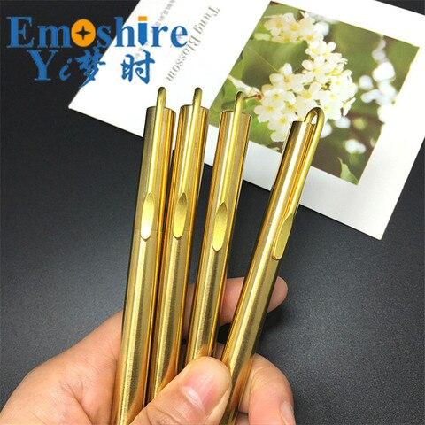 roller ball pen edc hand made caneta esferografica
