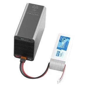 Image 3 - ISDT FD 200 200W 25A 지원 2 8S Lipo 배터리 무선 APP 제어 방전기 RC 드론 예비 부품 RC 작은 선물 현재 장난감