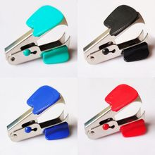 Great Mini Portable Standard Metal Staple Remover School Office Binding Supplies Stapler Binding Tool Pull Out Extractor 1PCS