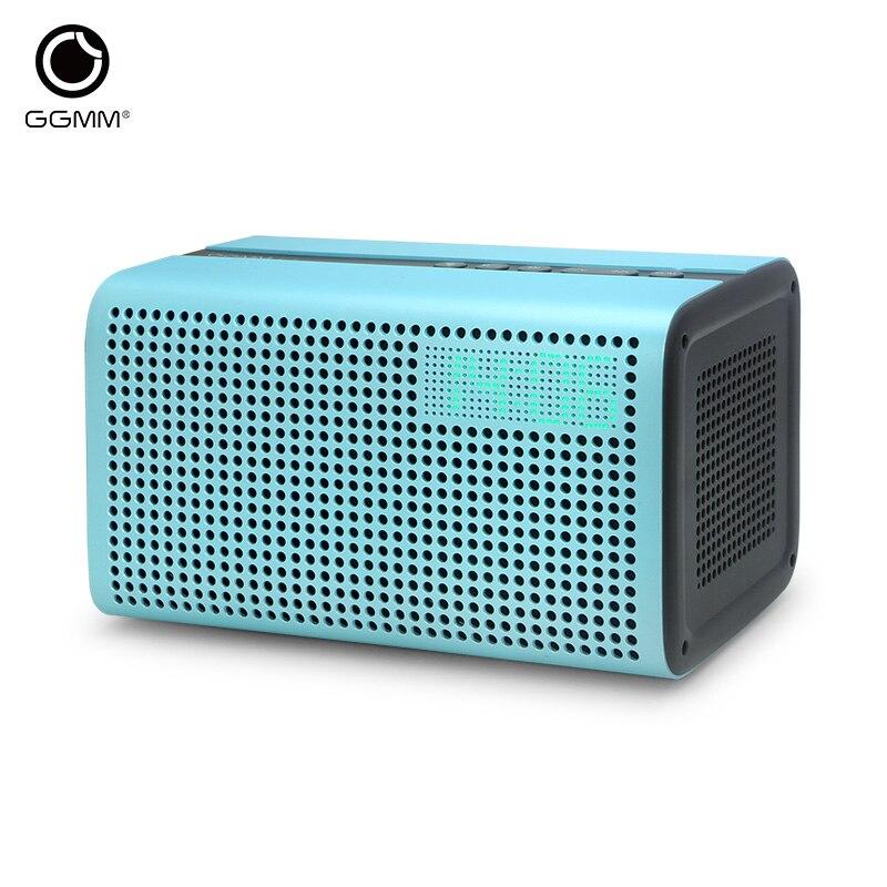 GGMM E3 2016 WiFi Bluetooth Speaker Hi Fi Home Stereo Music font b Player b font