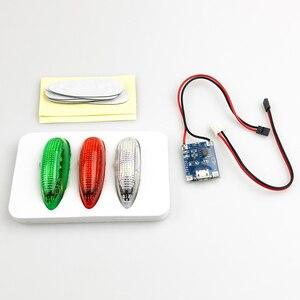 Image 5 - ليلة وامض قوي مشرق اللاسلكية لمسافات طويلة مصباح LED أضواء ل DJI Mavic Mini Air 2 برو شرارة فانتوم إلهام طائرات بدون طيار