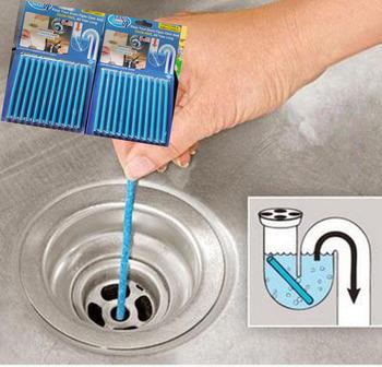 12 sztuk zestaw oleju odkażanie kije do łazienki kuchnia zbiornik wody do toalety kanalizacja czyszczenie umywalka łazienkowa rura filtracyjna z hydromasażem narzędzia do czyszczenia tanie i dobre opinie Inne Żel