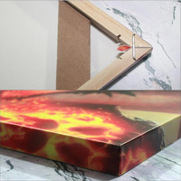 الإطار الداخلي diy تجميع خشبي الخشب framewrok إطارات الصور ل قماش يطبع جدار صورة أطر لل ديكور المنزل