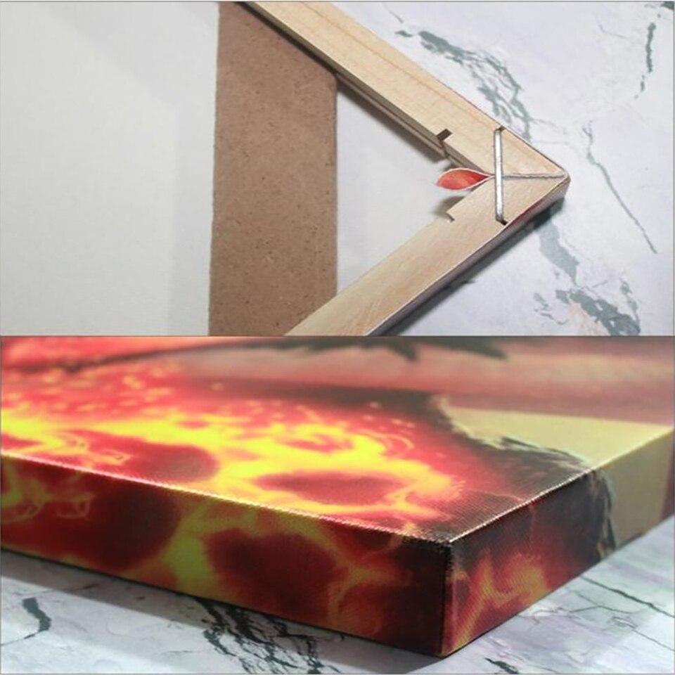 Holz Innen Rahmen Diy Montieren Holz Framewrok Foto Rahmen für ...