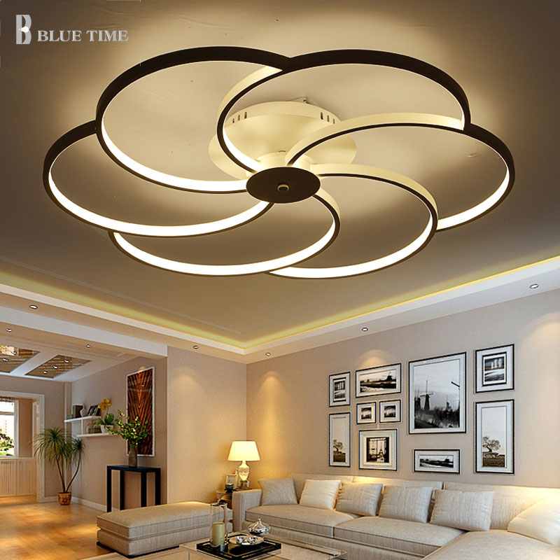 Factory Price Living Room LED Ceiling Lights Aluminum
