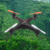Hot skytech m62 6-axis zangão mini 4ch 2.4 ghz rc helicóptero aeronave quadcopter preto