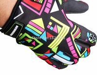 Dedos Cheios de esportes Ciclismo Bicicleta Da Bicicleta Da Motocicleta Esportes Corrida Jogo luvas de protecção Luva 3 tamanho pode escolha M L XL