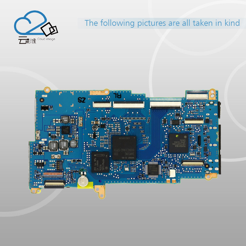 Free shipping!Test OK!D7100 D7200 motherboard mainboard for NIKON d7200