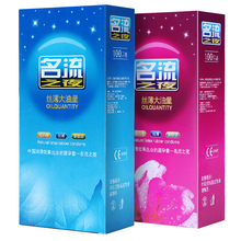 Condoms 100 Pcs/Lot Natural Latex Smooth Lubricated Condom Adult Life  Contraception Condoms for Men Sex Toys Sex Products