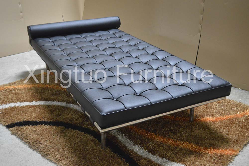 Astonishing Barcelona Daybed Bed Mies Barcelona Barcelona Bed Couch Unemploymentrelief Wooden Chair Designs For Living Room Unemploymentrelieforg
