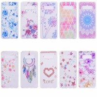 For Coque Samsung Note 8 Case Soft TPU Silicon Flower Case For Samsung Galaxy Note 8 Note8 Cover SM-N950F Phone Case Funda Capa