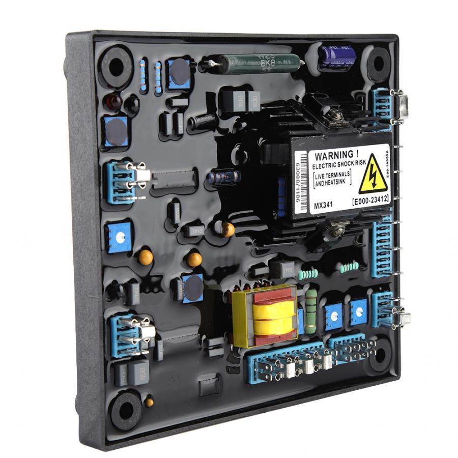 Pièces et accessoires de générateur MX341 AVR régulateur de tension automatique groupes électrogènes