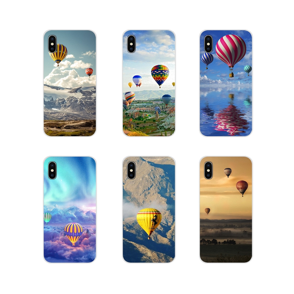 <font><b>Phone</b></font> Skin <font><b>Case</b></font> Butterfly Hot Air Balloon in The Sky <font><b>Live</b></font> For <font><b>Samsung</b></font> Galaxy S4 <font><b>S5</b></font> MINI S6 S7 edge S8 S9 S10 Plus Note 3 4 5 8 9 image