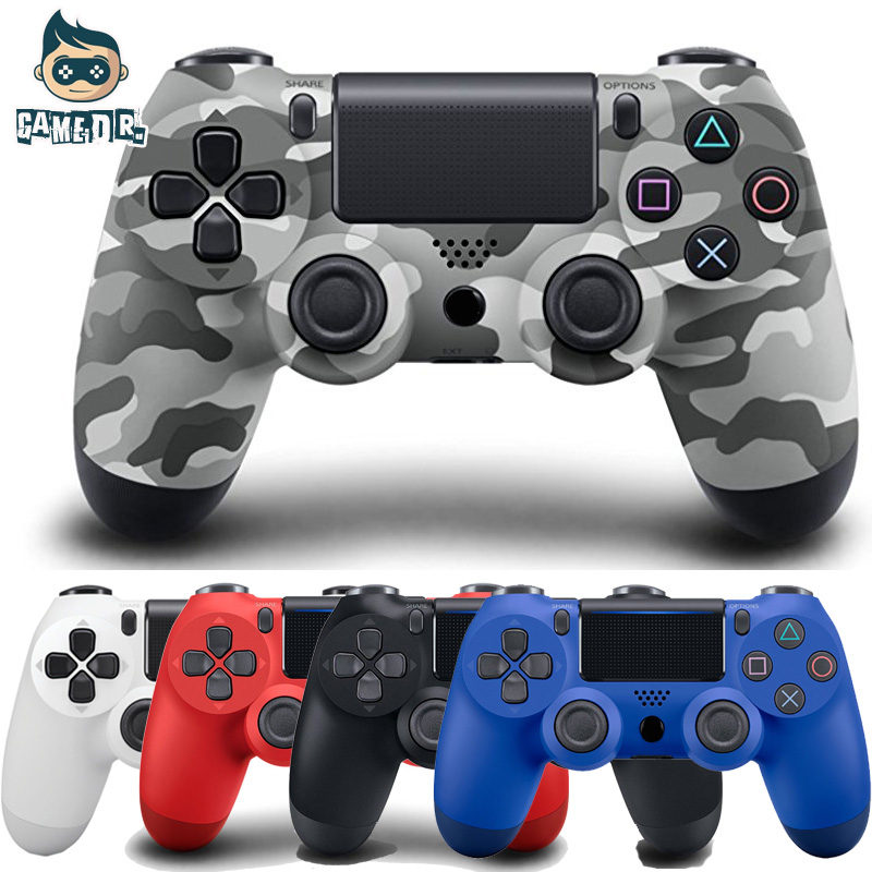 Bluetooth Wireless PS4 Controller for PS4 Vibration Joystick Gamepad PS4 Game Controller for Sony Play Station 4 5 Colors wireless controller gamepad joystick for wii u pro