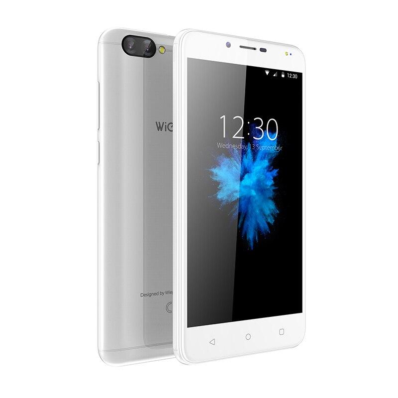 WIEEPO S6 Smartphone 6A juego 2G 32G teléfono móvil MTK6737 Quad Core Android 7,0 5,5 pulgadas trasera Dual cámara OTG función 4G teléfono