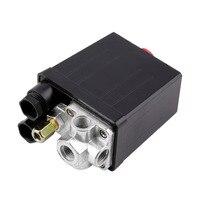 ACEHE 240V 16A Auto Control Load Unload Air Compressor Pressure Switch Control Valve 90 PSI 120