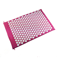 Relaxing Body Acupressure Mat Relieve Stress Pain Acupuncture Spike Mat Foot Massager Yoga Mat Health Care