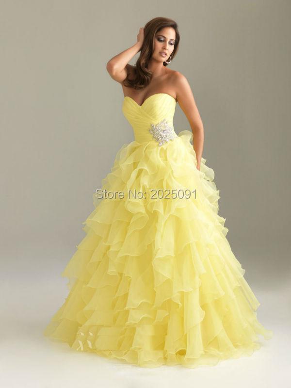 yellow dress 16 going