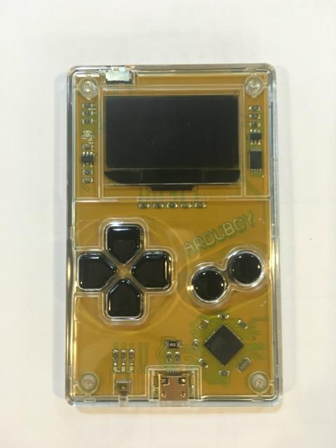 RRDU8852SC official licensed Arduboy source programmable console version compatible microcontroller restoring ancient ways
