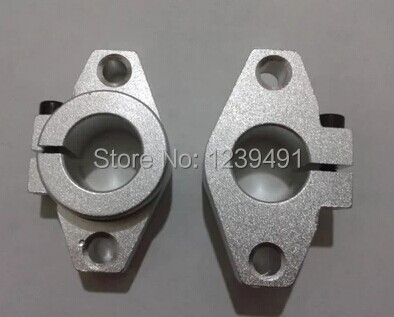 SHF25 Horizontal Shaft Support Linear Shaft Support Rail Support CNC Part