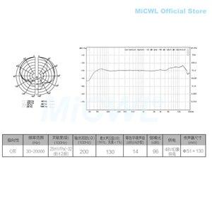 Image 5 - Büyük diyafram kardioid kondenser TLM102 mikrofon ağ PC sahne şarkı kayıt mikrofon MiCWL