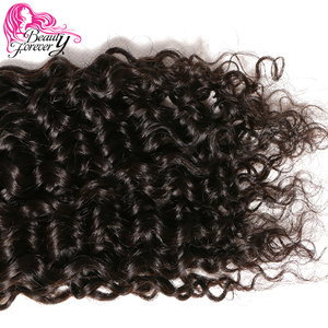 Image 5 - Beauty Forever Brazilian Curly Hair Weave Bundles Remy Human Hair Weaving Natural Color 8 26inch Free Shipping