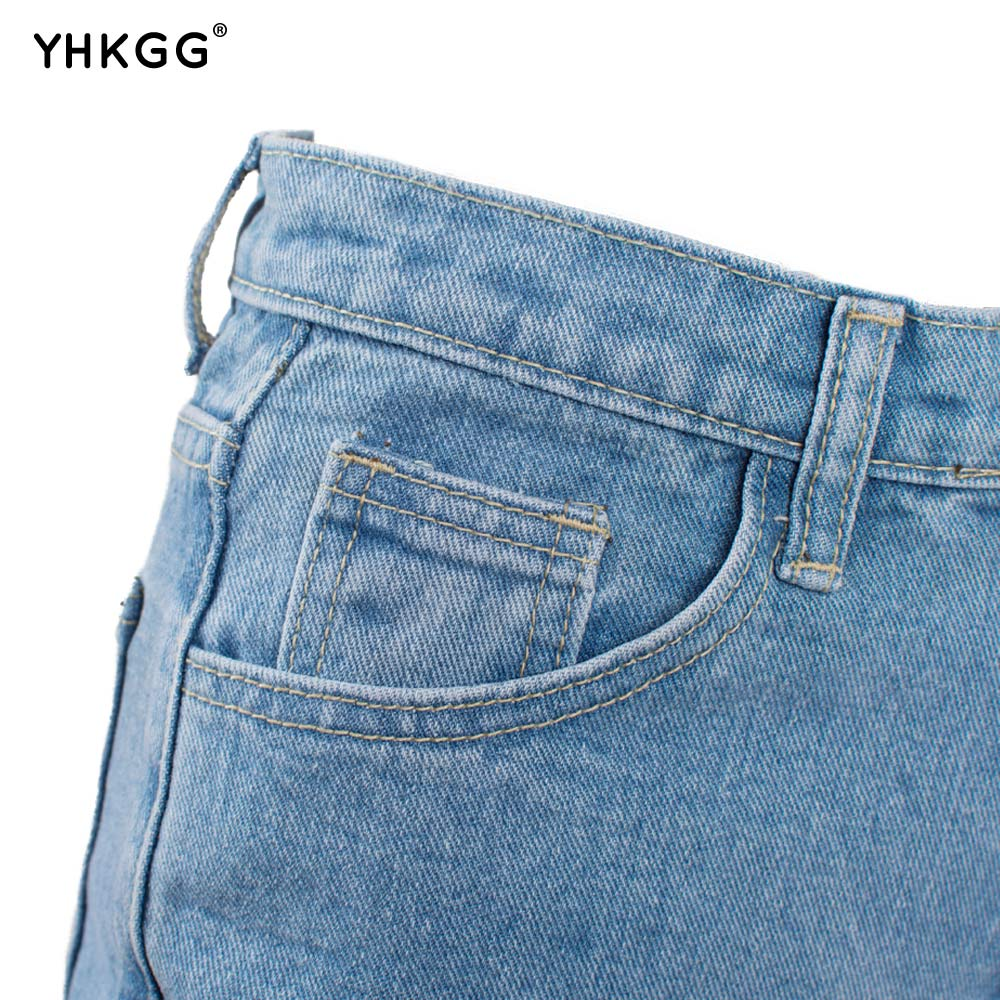 697ddc6435e0 2018 New Slim straight Pants Vintage High Waist Jeans women full length  loose cowboy Jeanses vintage cowboy-in Jeans from Women s Clothing    Accessories on ...