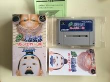 16Bit Oyunları ** Deae Tonosama Giyim Ichiban (Japonya NTSC J Sürümü!! Kutu + Manuel + Kartuş!!)