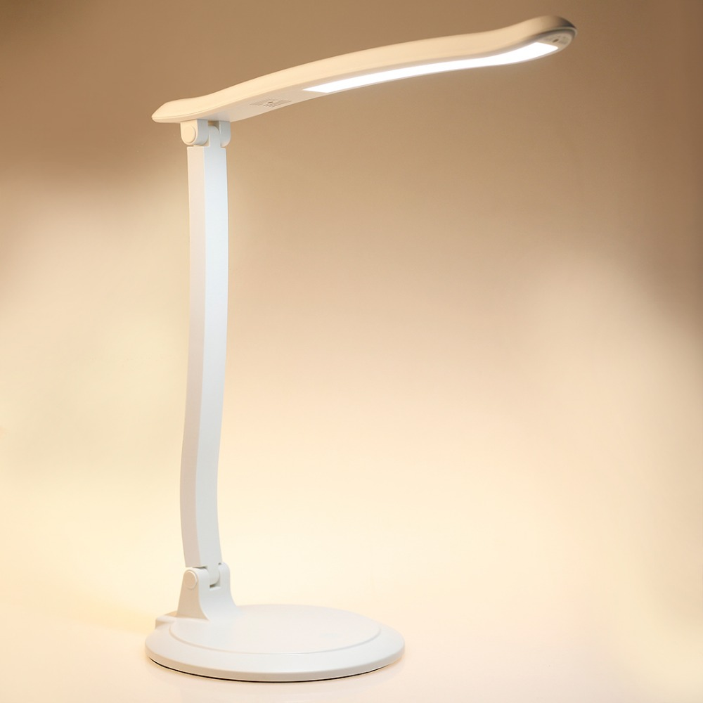 Eye-protection Chargeable LED Lamp B02 Adjustable Light for Study Work Read
