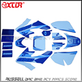 Stickers Decals GRAPHICS STICKERS KIT for Honda CRF50 Dirt Bike