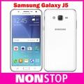 Оригинал и разблокирована Samsung Galaxy J5 J500F и J500H Dual SIM 8 ГБ ROM, 1.5 ГБ ОПЕРАТИВНОЙ ПАМЯТИ, 5-МП КАМЕРОЙ Мобильного телефона